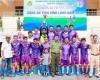 Giải bóng đá truyền thống Công an tỉnh Vĩnh Long 2019   Tranh tài ngày 22- 23/3