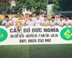 """Bất ngờ lớn của giải CUP Hội bóng đá phủi Lào Cai 2018, nhân tố mới nổi mang tên : """"FC Tài Chính""""."""