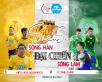 Bán kết 1 Giải bóng đá Vô địch sân 7 Thừa Thiên Huế ( TPL S1) - Tranh Cup Bulbal 2021: Cuộc chiến của những dòng sông thơ mộng.
