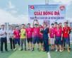 Thành công tốt đẹp   Giải bóng đá nam xã Xuân Giao lần thứ nhất - năm 2019 (Lào Cai)
