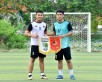 Giao hữu bóng đá: Thể Hiền (Tam Bình) FC thắng Sinh viên Lào 4-1