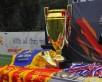 Khai mạc Giải bóng đá nam sinh viên Khoa Xây Dựng - Xây Dựng Connection - Tranh cup khoá Huy Hoàng
