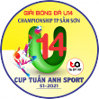 Giải bóng đá u14 championship TP Sầm Sơn cup Tuấn Anh Sport s1-2021