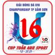 Giải bóng đá u16 championship TP Sầm Sơn cup Tuấn Anh Sport s1-2021