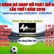 Giải Bóng Đá Shop Hồ Phát mở rộng lần thứ 1