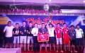 Khách sạn Magnolia giành chức vô địch Giải bóng đá Tranh Cúp Office lần 1 năm 2019