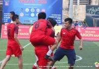 Cuộc đua song mã mang tên Tản Viên và  PKK | Vòng 5 Giải bóng đá ngoại hạng Sơn Tây lần thứ 2 – năm 2018 (SPL-S2)