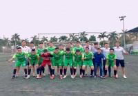 Nam Việt Á hướng tới một đội bóng phong trào chơi đẹp trong tương lai.
