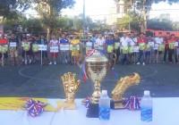 Khai mạc giải bóng đá Ngọc Vàng Sport - Tranh Cúp Bất Động Sản Phước Tài lần 2 năm 2019