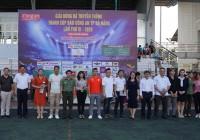 Khai mạc Giải bóng đá truyền thống tranh Cup Báo Công an Thành phố Đà Nẵng lần XI năm 2020.