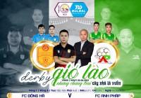 Trước ngày khai màn Giải bóng đá vô địch sân 7 Thừa Thiên Huế - TPL S1: Chờ Derby của xứ sở Gió Lào miền Trung giữa Đông Hà FC với Anh Pháp FC.