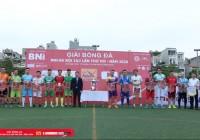Tưng bừng khai mạc giải bóng đá BNI Hà Nội 1&2 lần 8 năm 2020