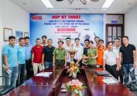 Họp kỹ thuật và bốc thăm giải bóng đá truyền thống tranh Cúp Báo CATP Đà Nẵng lần thứ XI – năm 2020.