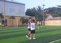 Bán kết Giải bóng đá Goal 30 Plus mở rộng lần 2 năm 2019: My's Flower thắng thuyết phục, Cẩm Phô FC thắng luân lưu để góp mặt trong trận Chung kết.