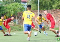 Diễn biến vòng 3 Giải bóng đá ngoại hạng Sơn Tây lần thứ 2 – năm 2018 (SPL-S2)