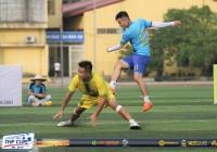 Hạ màn giải bóng đá phong trào Thanh Hóa tại Hà Nội - THF Cup 2019   Chiếc cúp gọi tên FC Bỉm Sơn