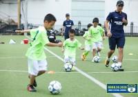 Ra mắt Học viện bóng đá  Smart Football Academy