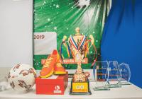 """Lễ công bố Nhà tài trợ & Bốc thăm chia bảng Giải bóng đá """"Kết Nối Thiện Nguyện"""" lần II-2019."""