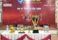 Họp kỹ thuật và bốc thăm Giải bóng đá sân 11 Danang League lần I năm 2020 – Cup KHATOCO.
