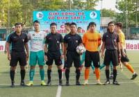 Trường An FC gặp lại FC Thuỷ Tân: Trận cầu đỉnh cao của chiếu phủi Cố Đô Huế.