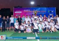 """Hạ màn Thanh Hóa Champions – 2019 cúp Thu Tùng Shop / Lại là cái duyên của Dũng """"Dzeco"""" mang về chức vô địch cho FC Tùng Sơn Anh"""