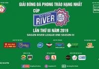 Khai màn Saigon River League One Season III 2019 | FMCG có chiến thắng tưng bừng, Anh Em và Thảo Nguyên lật ngược tình thế, Kèo có điểm ở những phút cuối trận.