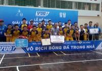 Mãn nhãn trận cầu chung kết Giải bóng đá Vug Futsal khu vực Đà Nẵng
