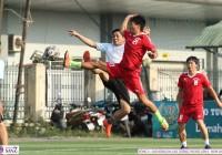 Giải bóng đá Lão tướng Thủ đô năm 2019 – LT Công An HN và LT Bắc Kỳ Family tiếp tục cuộc đua song mã tại Dilmah League, LT 9497 có chiến thắng thuyết phục để cầm vé vào vòng 1/8 với vị trí đấu bảng F ở Dilmah Cup.