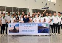 Trước ngày khai màn VCK Vô địch miền Bắc - Cúp Bóng đá sân 7 năm 2019: Lucky Thanh Hà cần một cú đề-pa!