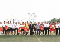 Khai mạc Giải bóng đá Tranh Cúp Phúc Hoàng Ngọc lần 2 năm 2019.