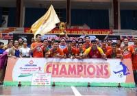Khắc Chí, Điền Sơn tỏa sáng giúp Euro House FC vô địch giải bóng đá Futsal các CLB mạnh TP Đà Nẵng năm 2020 - Tranh Cup LienVietPostBank.