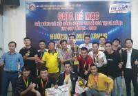 FC Sầm Sơn vô địch giải bóng đá HĐH Thanh Hóa tại Đà Nẵng-THF Cup lần VII năm 2020.