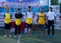 Cộng đồng bóng đá phủi Plus và sân chơi Kết nối sinh viên Cần Thơ