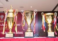 Lễ ra mắt & bốc thăm chia bảng Giải bóng đá Cup Mùa Xuân 92-95 Hà Nội lần 4 - 2020