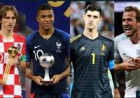 Sự nghiệp các cầu thủ hậu World Cup