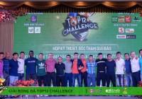 Lễ ra mắt giải và bốc thăm Giải bóng đá TOP 12 CHALLENGE 2020