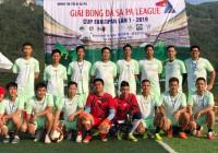 Sa Pa League Cúp Fansipan lần 1 năm 2019