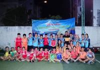 Blue Phoenix vô địch Giải bóng đá nữ AMAZON BEER mở rộng lần 1 năm 2019.