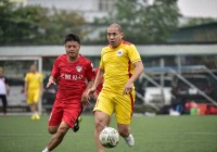Vòng 2 – Giải bóng đá PTTH Hà Nội 9295 lần thứ 3 – Cúp Mùa Xuân 2019   Ứng cử viên chứng tỏ tham vọng!