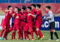 Vòng loại U23 châu Á 2020 - U23 Việt Nam được xếp hạt giống số 1 khu vực Đông Á - Đông Nam Á nhờ thành tích Á quân.