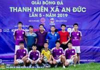 Nhận định lượt cuối vòng bảng | Giải bóng đá Thanh niên xã An Đức 2019 (Hải Dương)