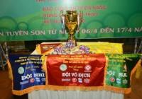 Khai mạc Giải bóng đá từ thiện