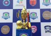 Lễ họp báo ra mắt & Lễ Bốc thăm   Giải bóng đá Vô địch huyện Mê Linh 2018   MLL  - S1