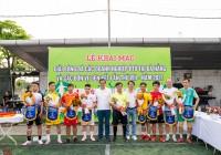 KhaimạcGiải bóng đá các doanh nghiệpôtôtại Đà Nẵng và các đơn vị liên kết lần thứ 8 năm 2021.