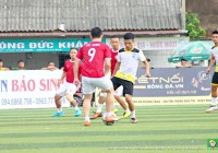 Phố Núi thắng nhọc nhằn, Sontay Police ngã ngựa | Vòng 2 Sơn Tây Premier League 2018 – SPL S2