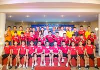 Đội bóng Futsal Hiếu Hoa Đà Nẵng FC làm Lễ xuất quân và công bố nhà tài trợ cho mùa giải 2021.
