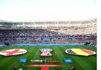 Dự đoán trận tranh hạng ba Fifa World Cup: Anh - Bỉ