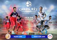 Long tranh hổ đấu định đoạt ngôi vương | Giải bóng đá Thanh Hóa Champions năm 2019 cúp Thu Tùng Shop.
