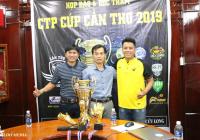 CTP CUP 2019 - MỘT GIẢI ĐẤU SÂN 7 ĐẦY HỨA HẸN TẠI CẦN THƠ