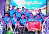 Chung kết giải bóng đá IT Service Đà Nẵng 2019: Quang Toàn FC lên ngôi Vô địch sau loạt đấu súng cân não, Phương An FC trở thành cựu vương.
